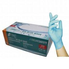 200 stuks Nitril handschoenen blauw