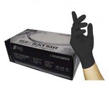 100 stuks Nitril handschoenen zwart